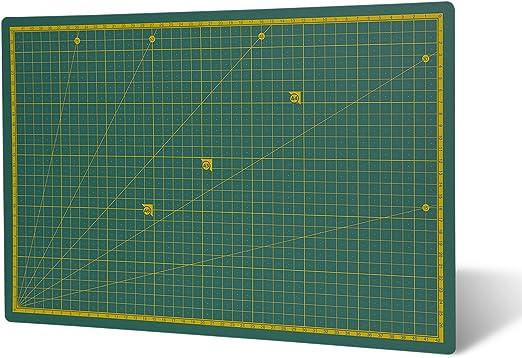 Destyx Profesional Alfombrilla de Corte A3 (45 x 30 cm) para ...