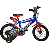 Dino Bikes 416 U-AV Vélo Garçon Avengers 16 Pouces - 5 à 8 Ans
