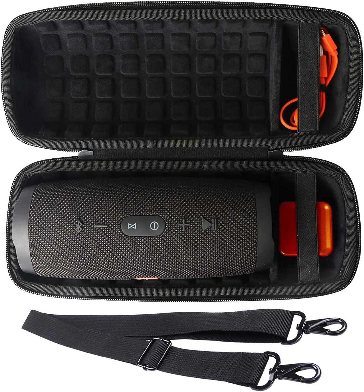 Tragbarer Silikon-Aufbewahrungsriemen Case für JBL Charge 4 Bluetooth Audio