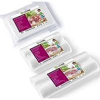 culivac Vacuum Food Sealer Bags 100 pcs 20x30cm