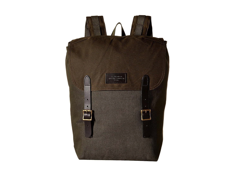 (フィルソン) Filson メンズ バッグ バックパックリュック Ranger Backpack (並行輸入品) One Size Otter Green B07FF34GFF