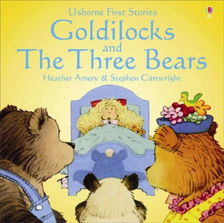 Uncategorized Golidlocks And The Three Bears goldilocks and the three bears heather amery 9780746058381 amazon com books