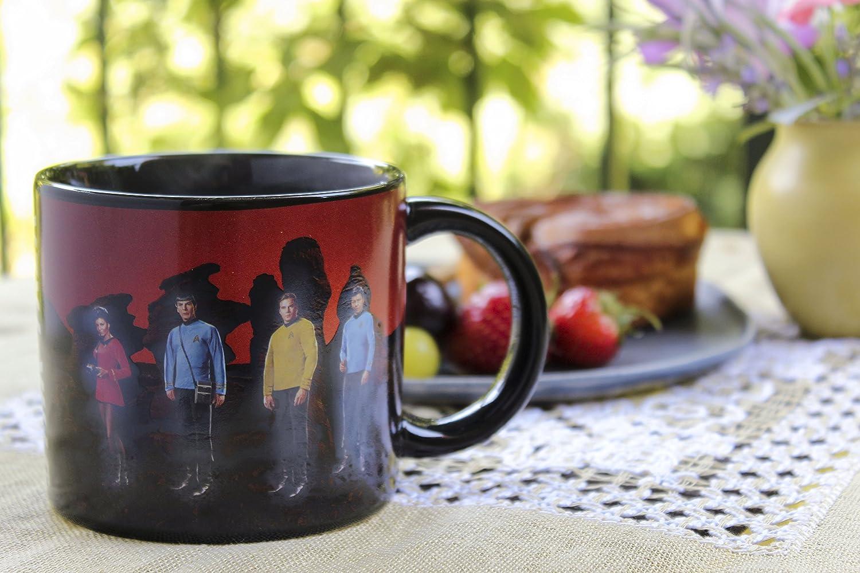 /Transporter tazza da caff/è unemployed Philosophers Guild 14399/ Star Trek/