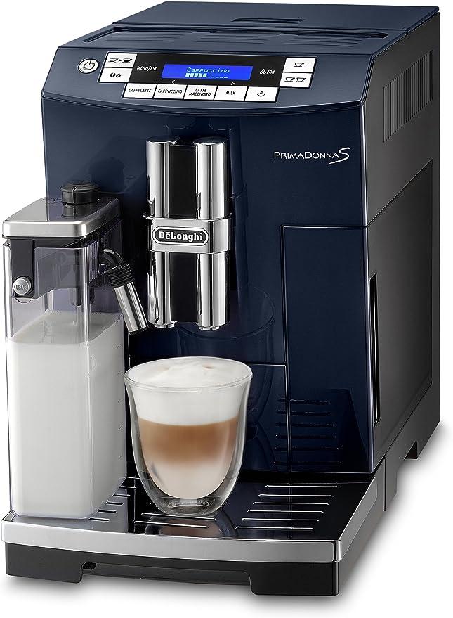 DeLonghi ETAM 28.465 BLB PrimaDonna S. - Cafetera Superautomática ...