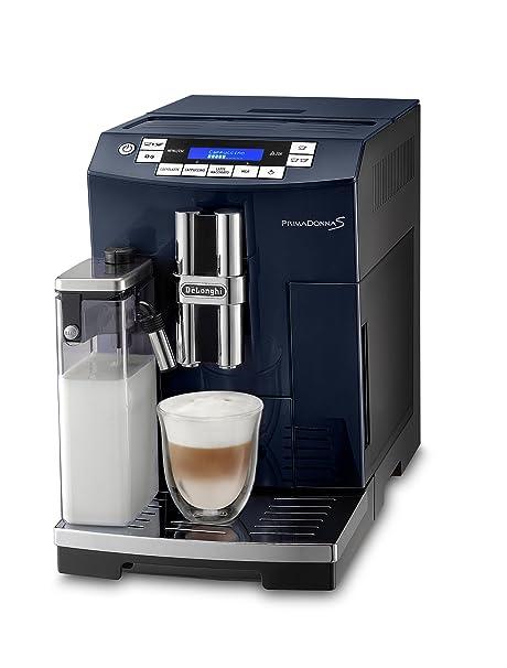 DeLonghi ETAM 28.465 BLB PrimaDonna S. - Cafetera ...