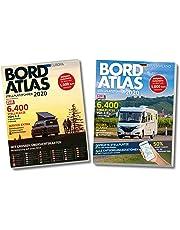 Bordatlas Stellplatzführer 2020: Deutschland und Europa