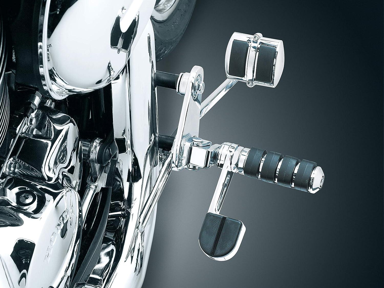 Kuryakyn 4029 Shift and Brake Pedal Cover