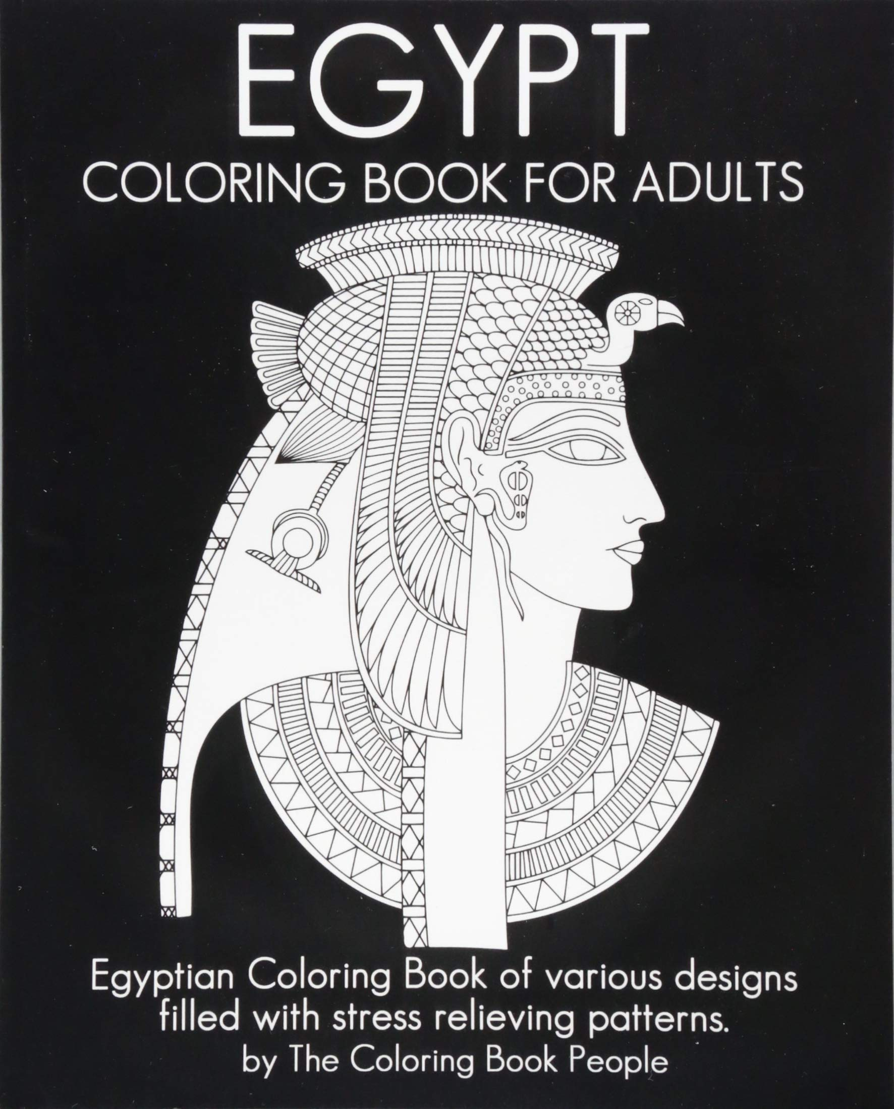 Ancient Egypt Colouring Pages | 2197x1772
