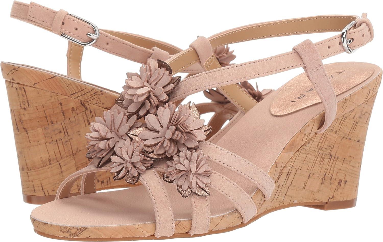 Tahari Womens Ta-Favor Wedge Sandal