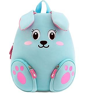 Amazon Com Nohoo 3d Preschool Mermaid Bag Cute Sea Cartoon School