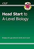 New Head Start to A-level Biology (CGP A-Level Biology)