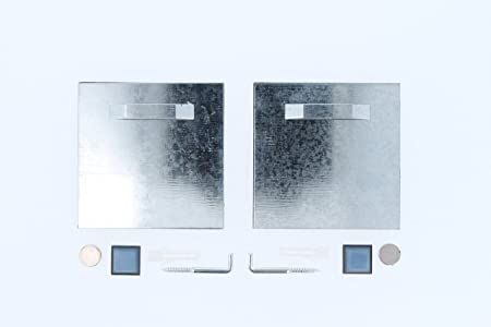 Glasvision Kuchenruckwand Aus Glas Zubehor Magnetboard 60 X 40