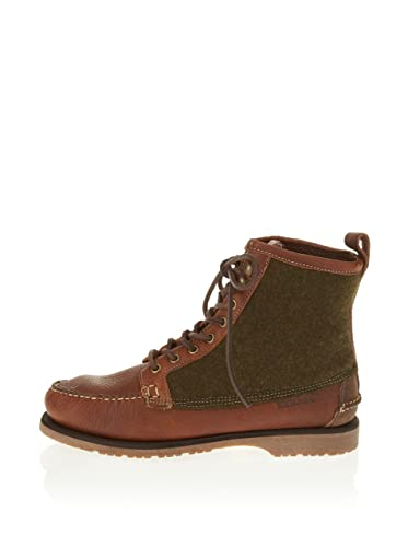 47cae1bdd39d6 Sebago Size 9.5 Men's filson Kettle Leather Combat Boots
