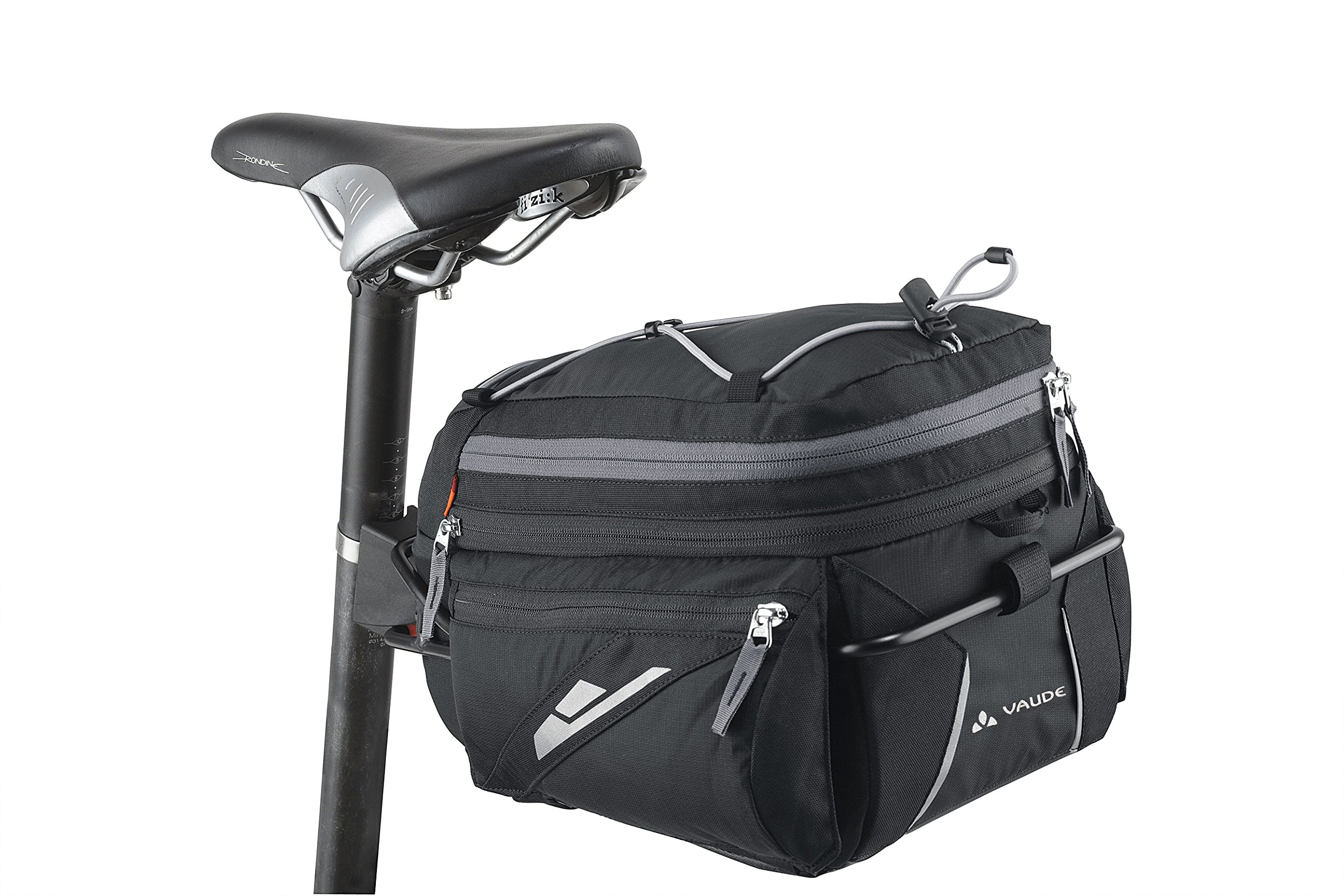 Vaude Off Road M wedge bag black black