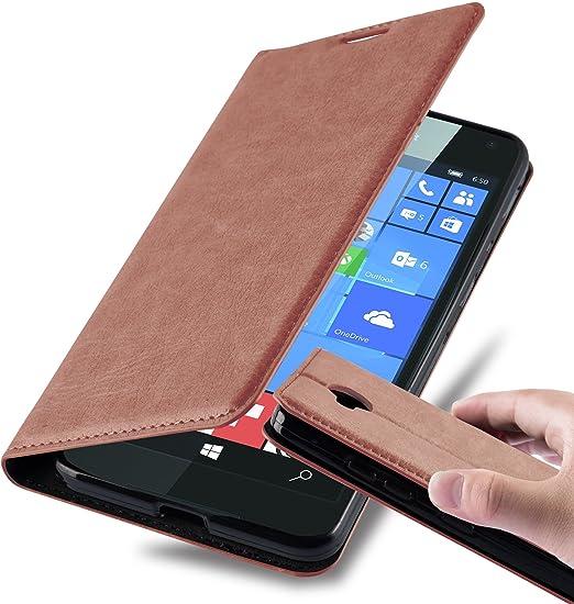 3 opinioni per Cadorabo- Custodia Book Style per Nokia Lumia 650 Design Portafoglio con