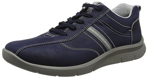 Apollo, Zapatillas para Hombre, Azul (Navy 030), 47 EU Hotter