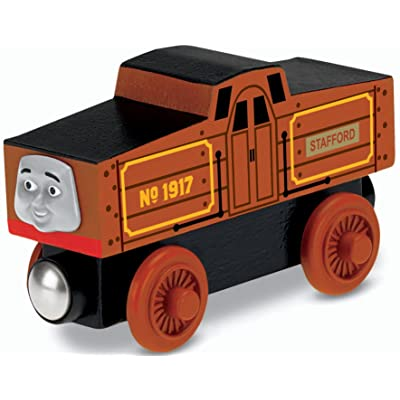 Fisher-Price Thomas & Friends Wooden Railway, Stafford: Toys & Games
