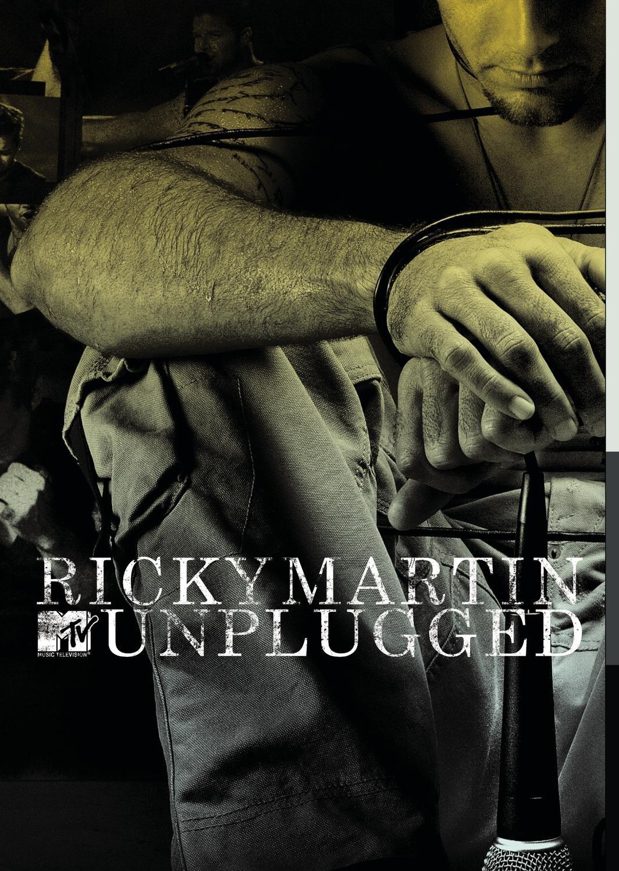 DVD : Ricky Martin - Ricky Martin: Mtv Unplugged (DVD)