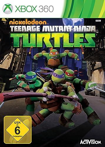 Teenage Mutant Ninja Turtles [Importación alemana]: Amazon ...