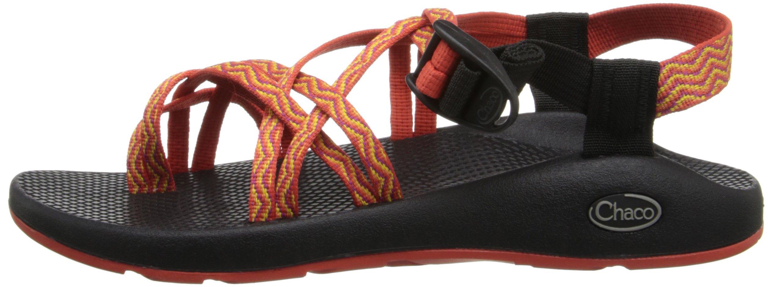 Chaco Women's ZX/2 Yampa Sandal,Rainbow,6 B US by Chaco (Image #5)