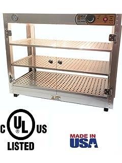 HeatMax 16x16x24 Hot Box Commercial Food Warmer: Amazon.ca: Home ...