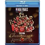 2019 NBA Champions: Toronto Raptors [Blu-ray]