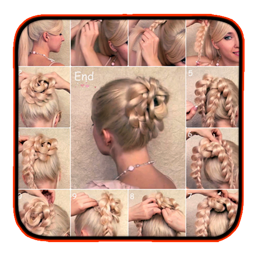 Amazon Com Bridal Hairstyle Steps Appstore For Android