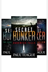 The Secret Bunker Trilogy: Darkness Falls, The Four Quadrants, Regeneration Collection] Kindle Edition