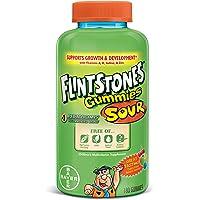 180-Count Flintstones Complete Multivitamin Sour Gummies
