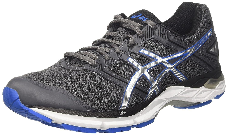 Asics Gel-Phoenix 8, Zapatillas de Entrenamiento para Hombre 42 EU|Gris (Carbon / Directoire Blue / Silver)