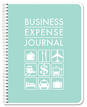 bookfactory business expense journal expense ledger book logbook 110