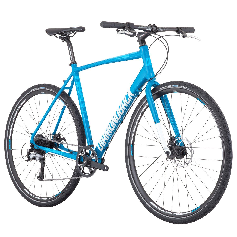 Diamondback bicicletas haanjo Metro 56 cm/Grande Marco, Azul, 56 cm ...