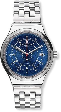 c1147bc3bdf Amazon.com  Swatch YIS401G Irony Sistem 51 Sistem Boreal Automatic ...