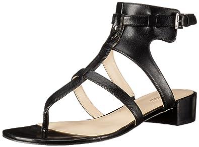 Justnice   Nine West Damens's Justnice  Leder Dress Sandale   Sandales b3cf66