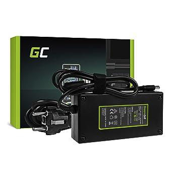 Green Cell® Cargador HP 397748-001 397804-001 600082-001 611485-001 HSTNN-LA03 PA-1181-02 PA-1181-02HQ PA-1181-02HV para Ordenador Portátil 180W 19V ...