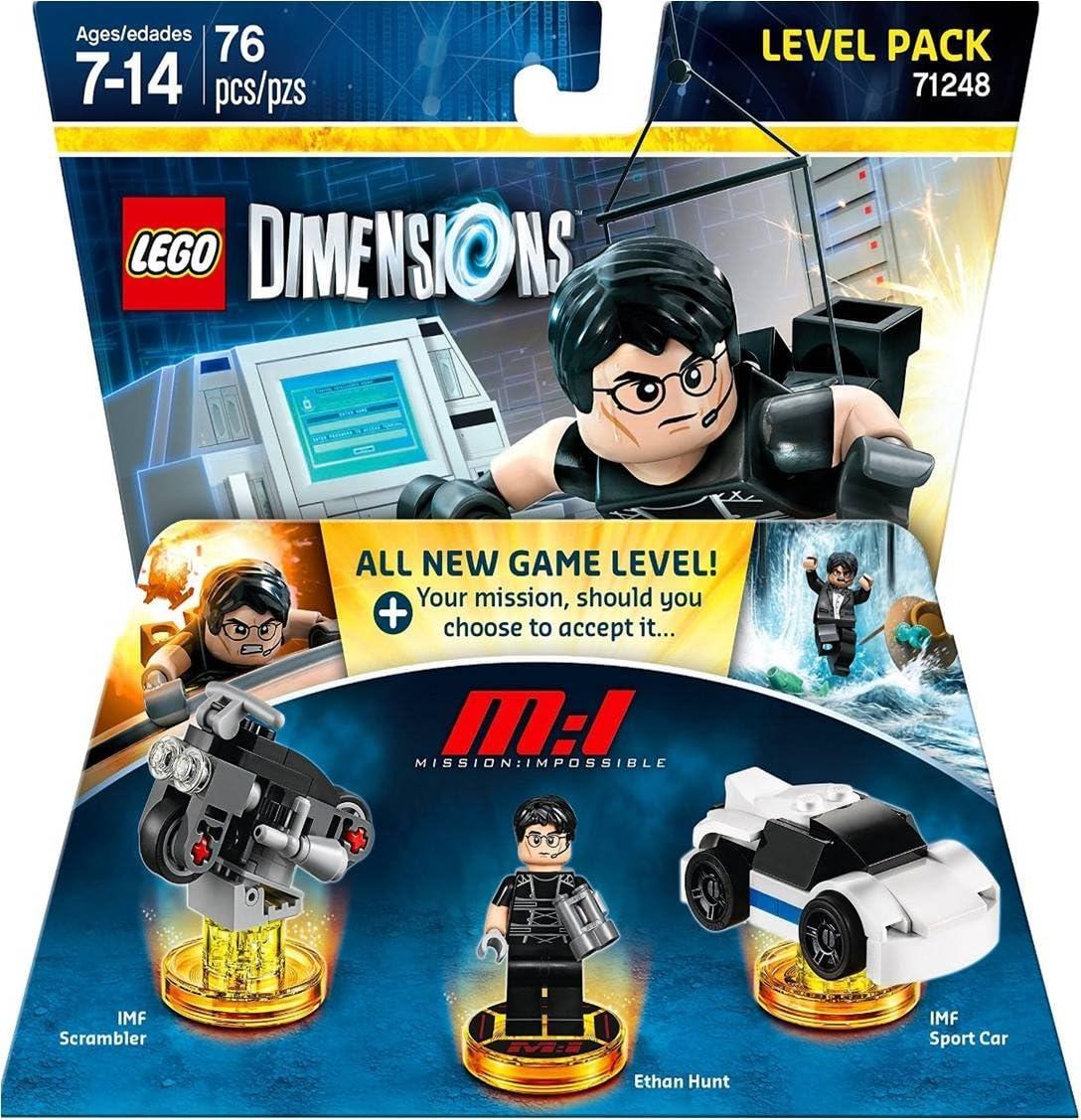 LEGO Warner Home Video - Juegos Dimensiones, misión Imposible ...