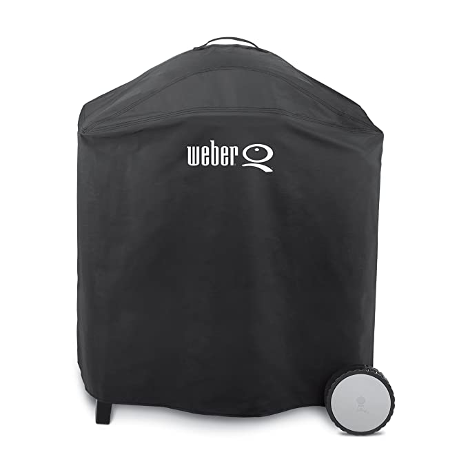 Weber 6553 Abdeckhaube Premium für Q 300, 320