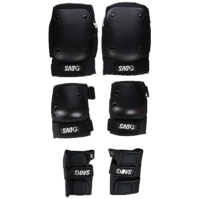 DVS Pro Protection Set black/noir Taille