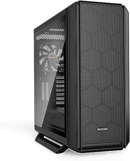 Be Quiet Silent Base 802 Window Black Pc Case Bgw39 Computers Accessories