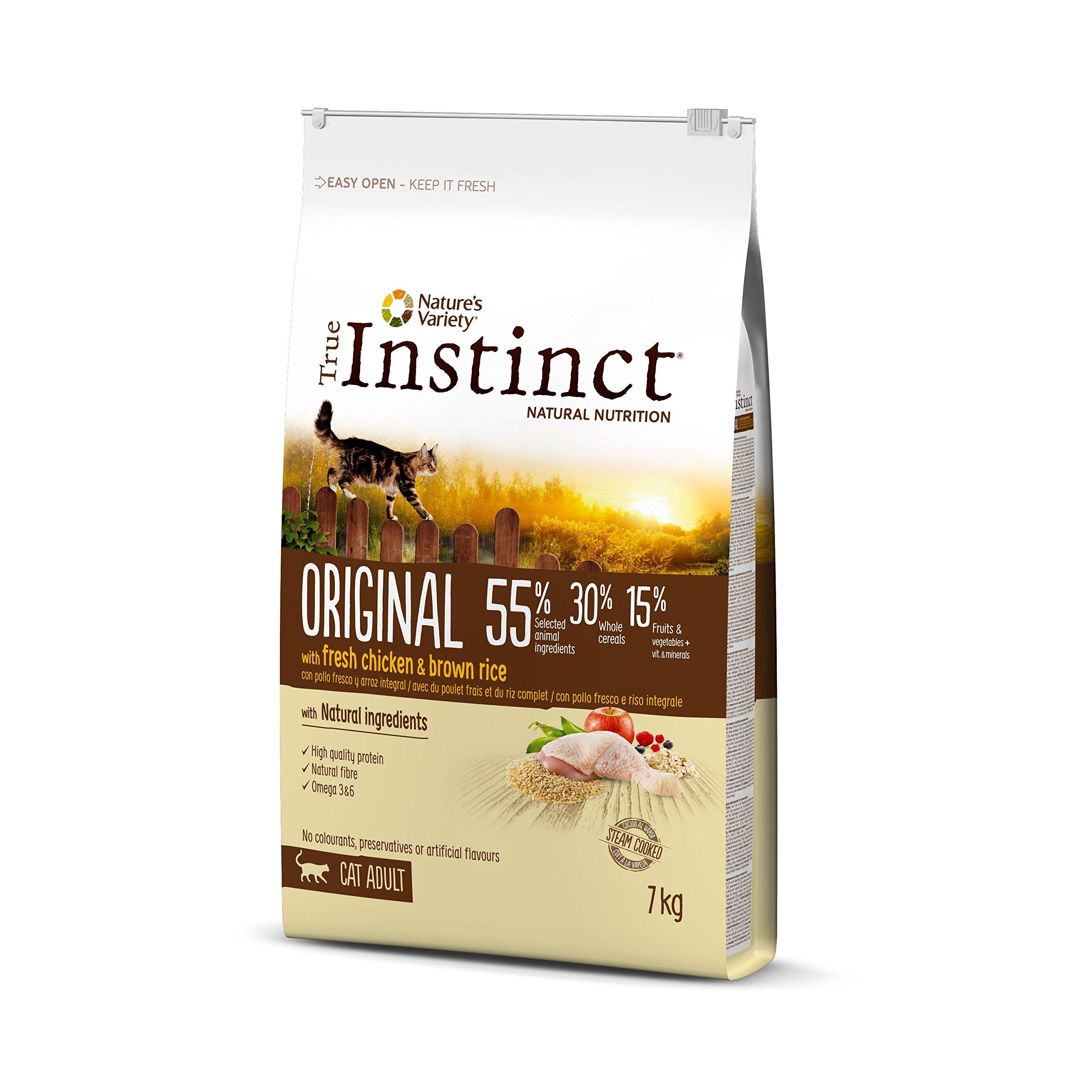 True Instinct Original Pienso para Gato Adulto con Pollo - 7 kg product image