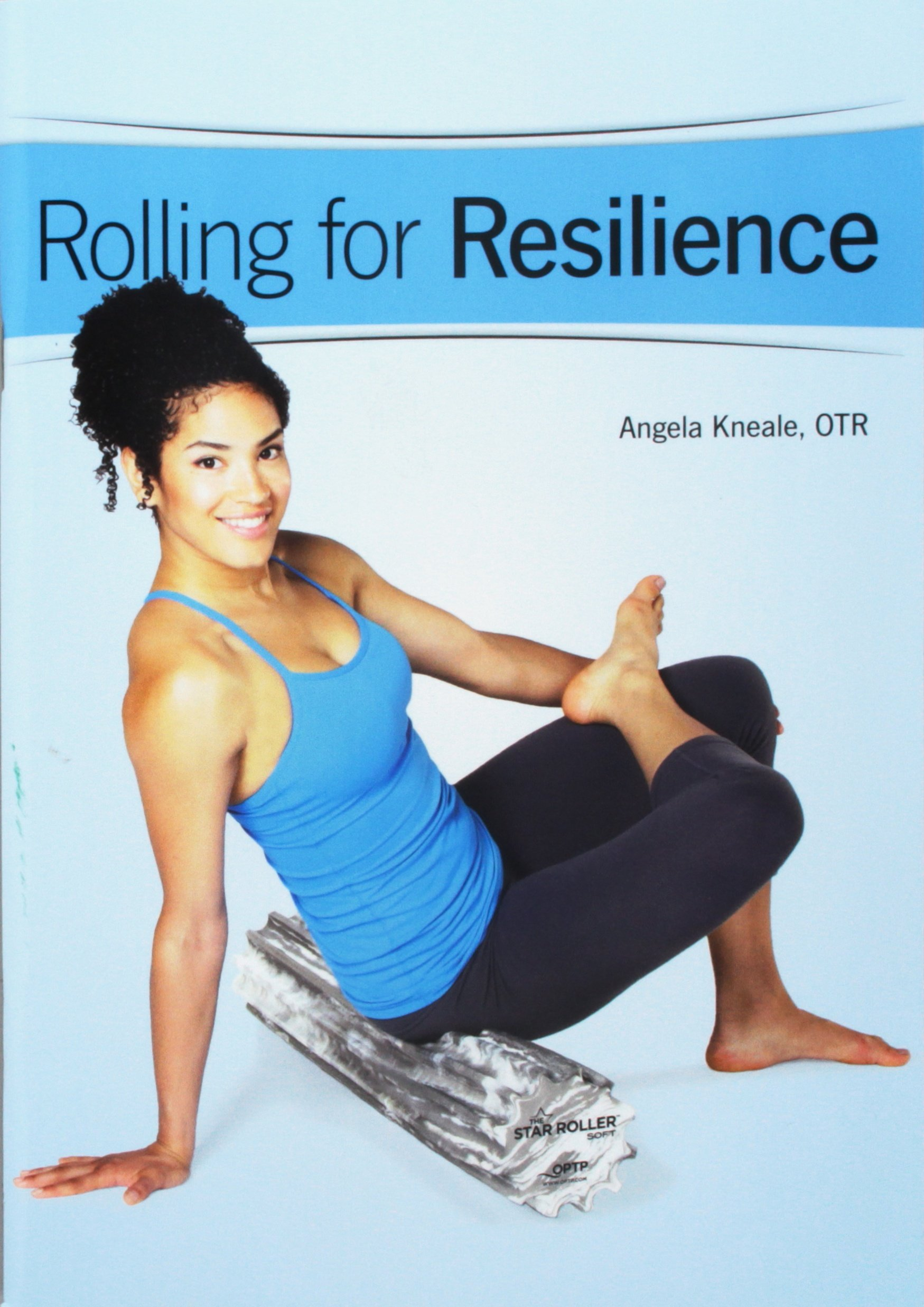 Rolling Resilience Foam Roller Methods product image