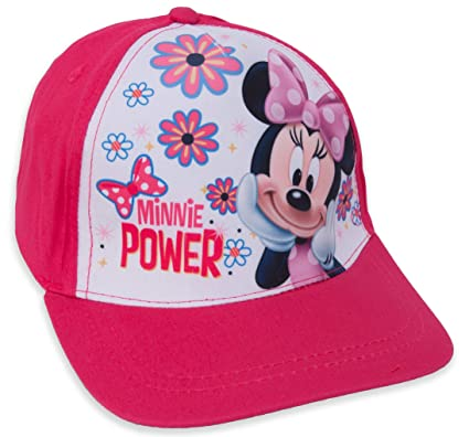 Disney - Gorra de béisbol, diseño de Minnie Mouse: Amazon.es: Ropa ...