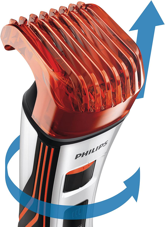 Philips QS6140/32 StyleShaver - Cortador de barba y afeitadora de ...