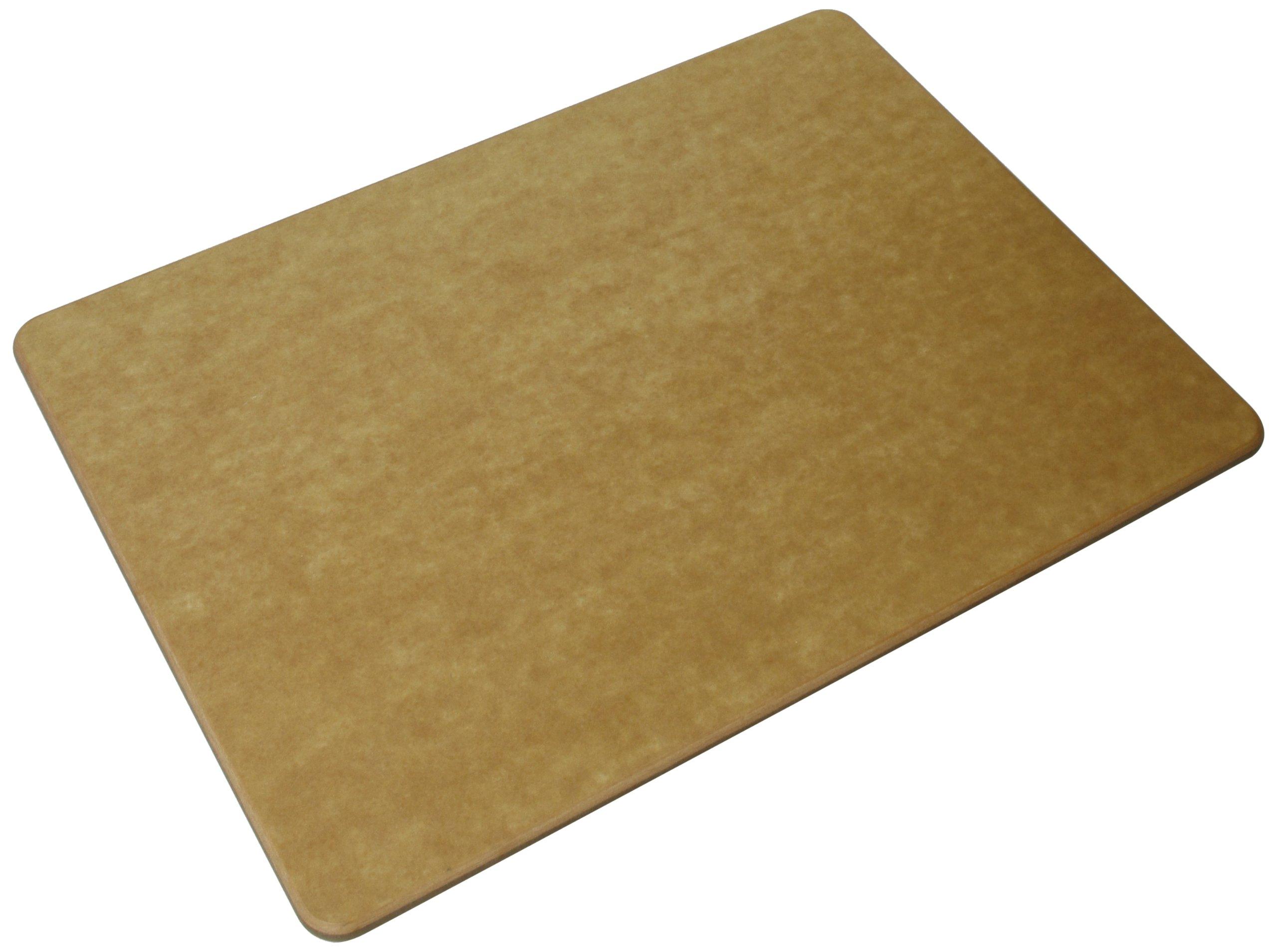 San Jamar TC152012 Tuff-Cut High Tech Resin Regular Cutting Board, 20'' Width x 15'' Height x 1/2'' Depth
