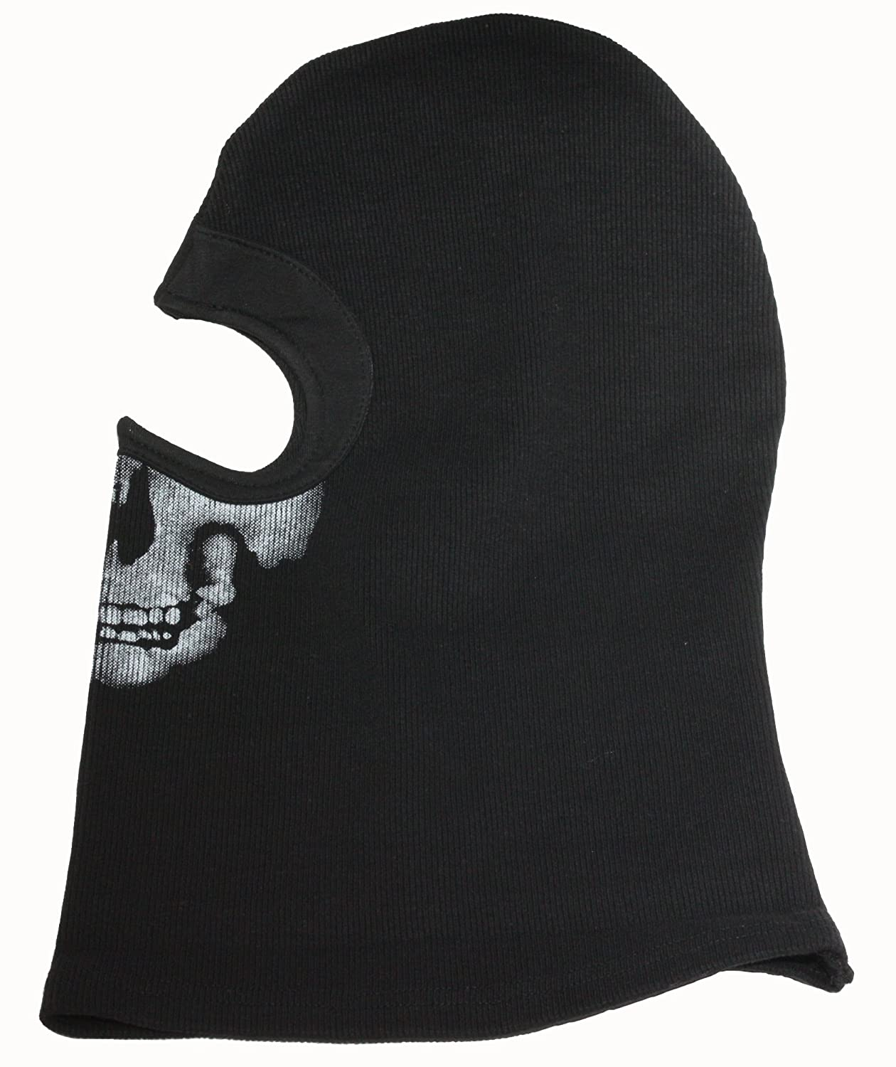 Amazon.com: MW2 Ghost wind Skull mask (balaclava) skull / skeleton ...