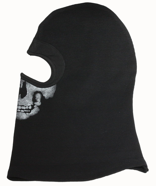 Amazon.com: MW2 Ghost wind Skull mask (balaclava) skull / skeleton ...