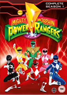 Mighty Morphin Power Rangers - Complete Season 1 [Reino Unido]