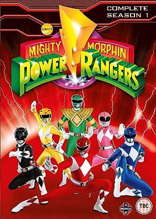 Mighty Morphin Power Rangers - Complete Season 1 [DVD]