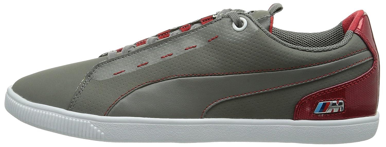 Puma BMW M Stylio - Zapatilla Deportiva de Cuero Hombre, Color Gris, Talla 48.5 EU (13 Herren UK): Amazon.es: Zapatos y complementos