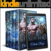 River Clan Shifters: Paranormal Bear Shifter Romance Series